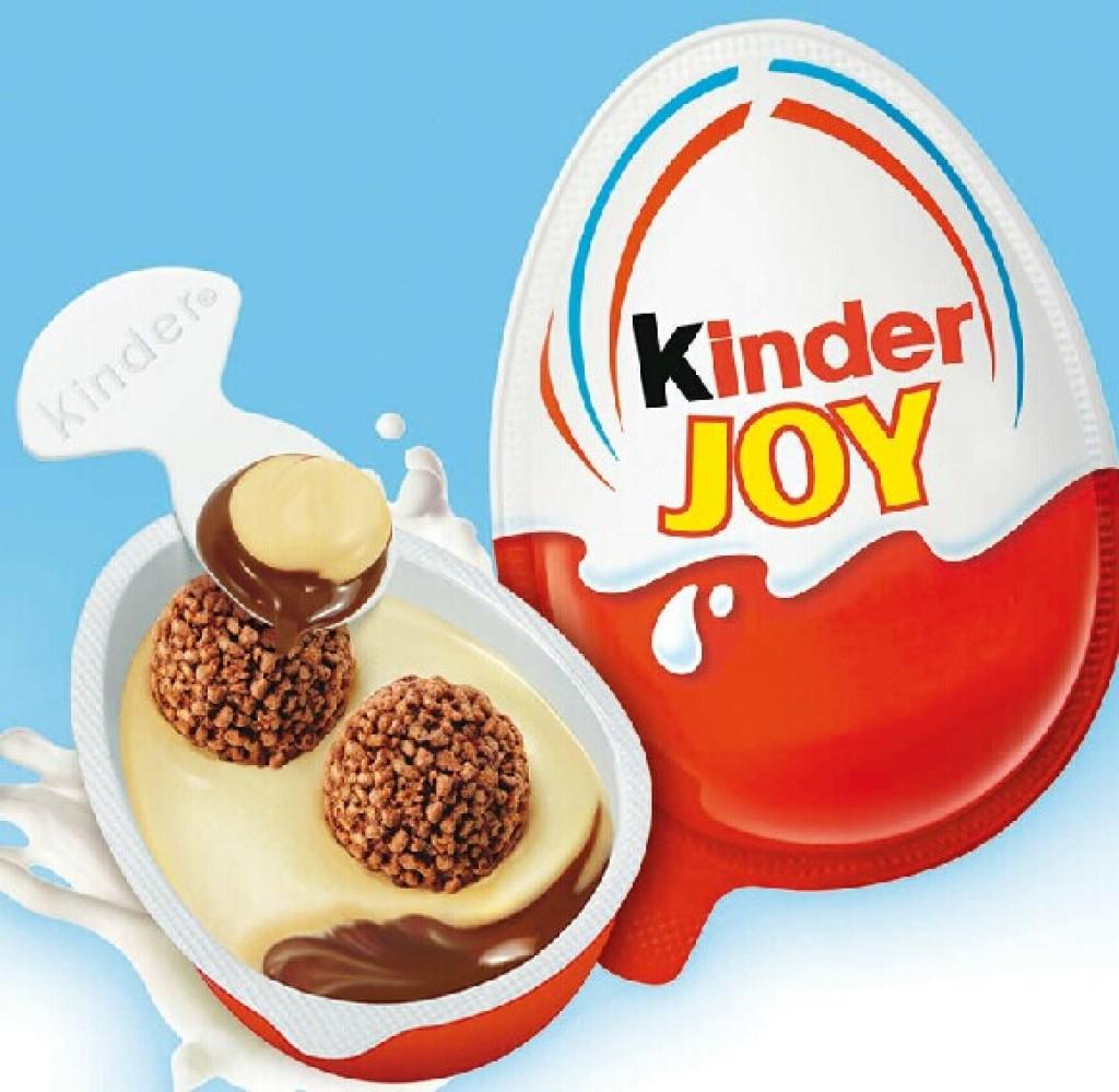 kinder健达奇趣蛋巧克力