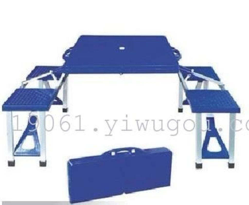Supply Outdoor Products PP Plastic Folding Table And Chair Leisure Chair B
