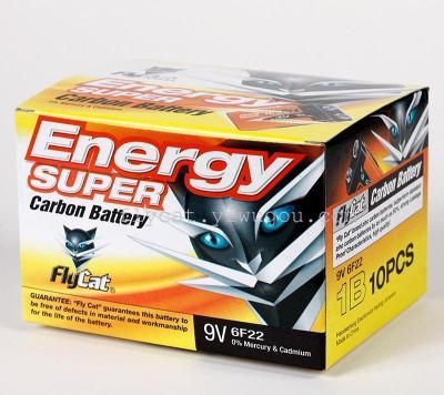 FLYCAT 6F22-9V prismatic battery