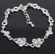 New Austria high-grade platinum-plated Crystal bracelets