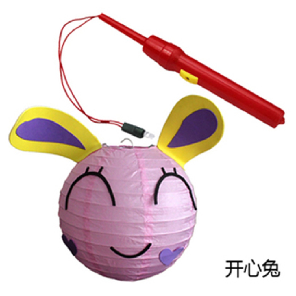 diy灯笼制作材料 儿童节日礼物 幼儿园手工灯笼批发 亲子