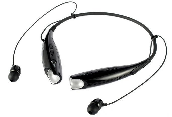 蓝牙耳机批发 新款LG 730颈戴式蓝牙耳机 外贸热销款