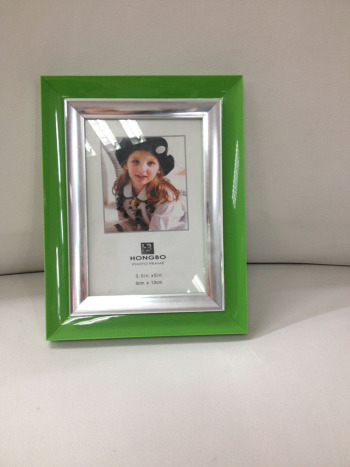 Terry PVC plastic photo frames L041 candy color promotional gifts home decorations