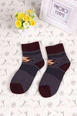 Fall/winter fashion cotton children socks for boys and thick warm cotton Terry towel socks socks wholesale