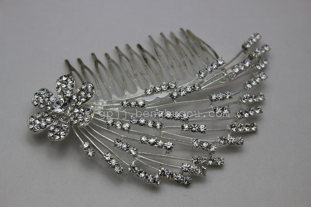 多元素珍珠发卡