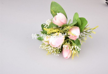 Wholesale simulation flower simulation British tulip simulation flower / fake flower / decorative flower