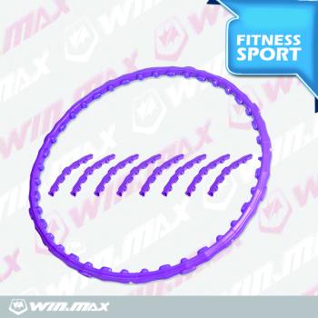 Magnetic Massage Hula Hoop,Weighted Hula Hoop,Gymnastic Hula Hoop