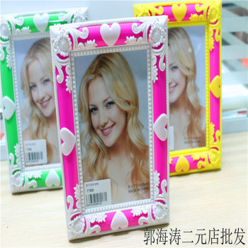 Xingyi double-color box-wholesale dollar store supply photo frame photo wall daily 2 commodity