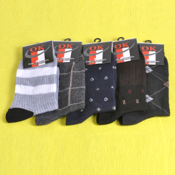 Factory outlets. Wholesale men's socks cotton socks men's socks men's socks men's socks Terry socks in tube