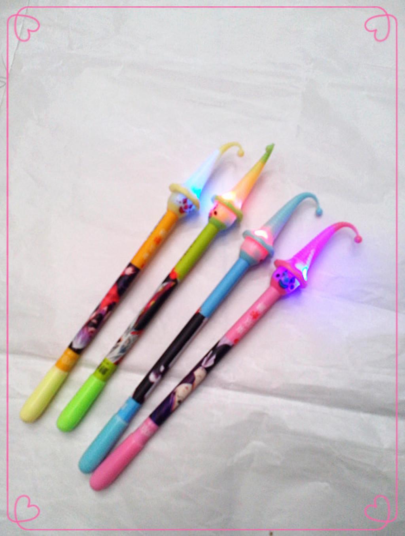 韩国创意流行文具清新可爱中性笔创意水笔批发