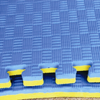SC-87145 in shuangpai five lines Kickboxing mat