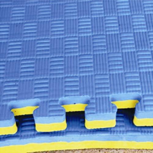 SC-87145 in shuangpai five lines Kickboxing mat