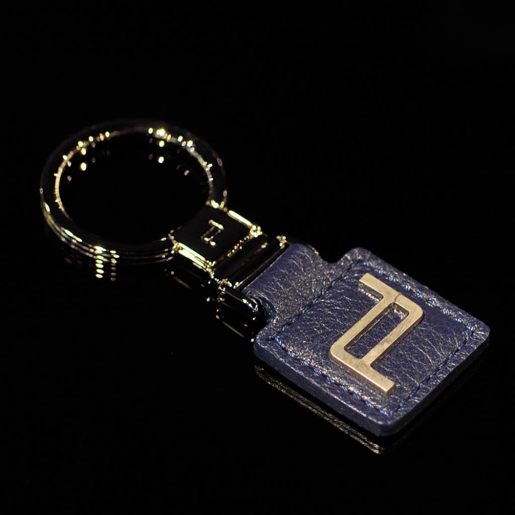 保时捷设计 p`3400 icon款pd标识钥匙圈扣