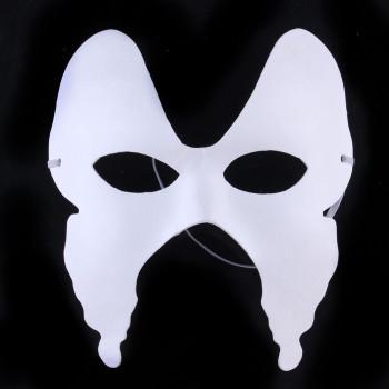 diy环保纸浆面具/手绘面具