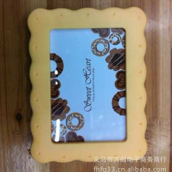 Yellow photo frame cookies photo frame cookies photo frame cookies cookie shape photo frame plastic photo frames