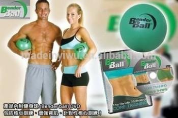 Fitness over ball bender home exercise