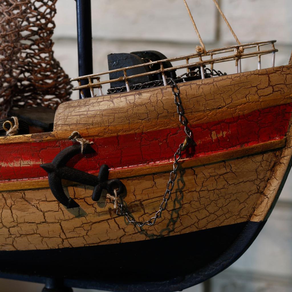 小木船工艺船 木质渔船