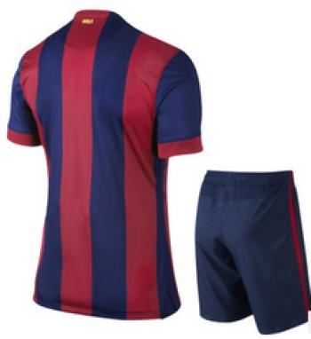 14-15 Club Barcelona football shirts football brand men's sportswear clothing suits