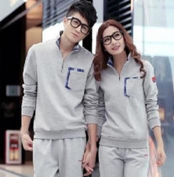 Sportswear suits men's casual sportswear spring/summer men's sportswear autumn couples and women