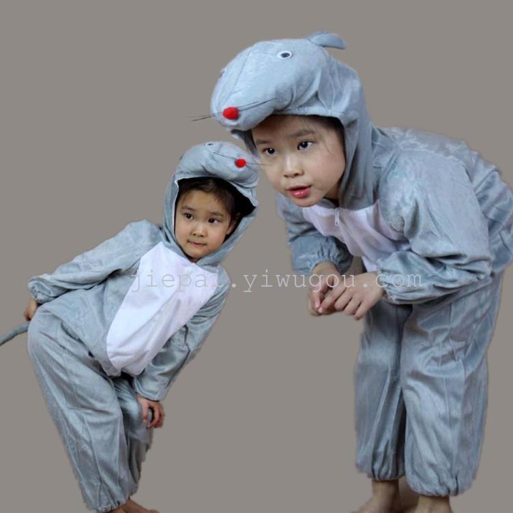 六一儿童节可爱老鼠动物服装