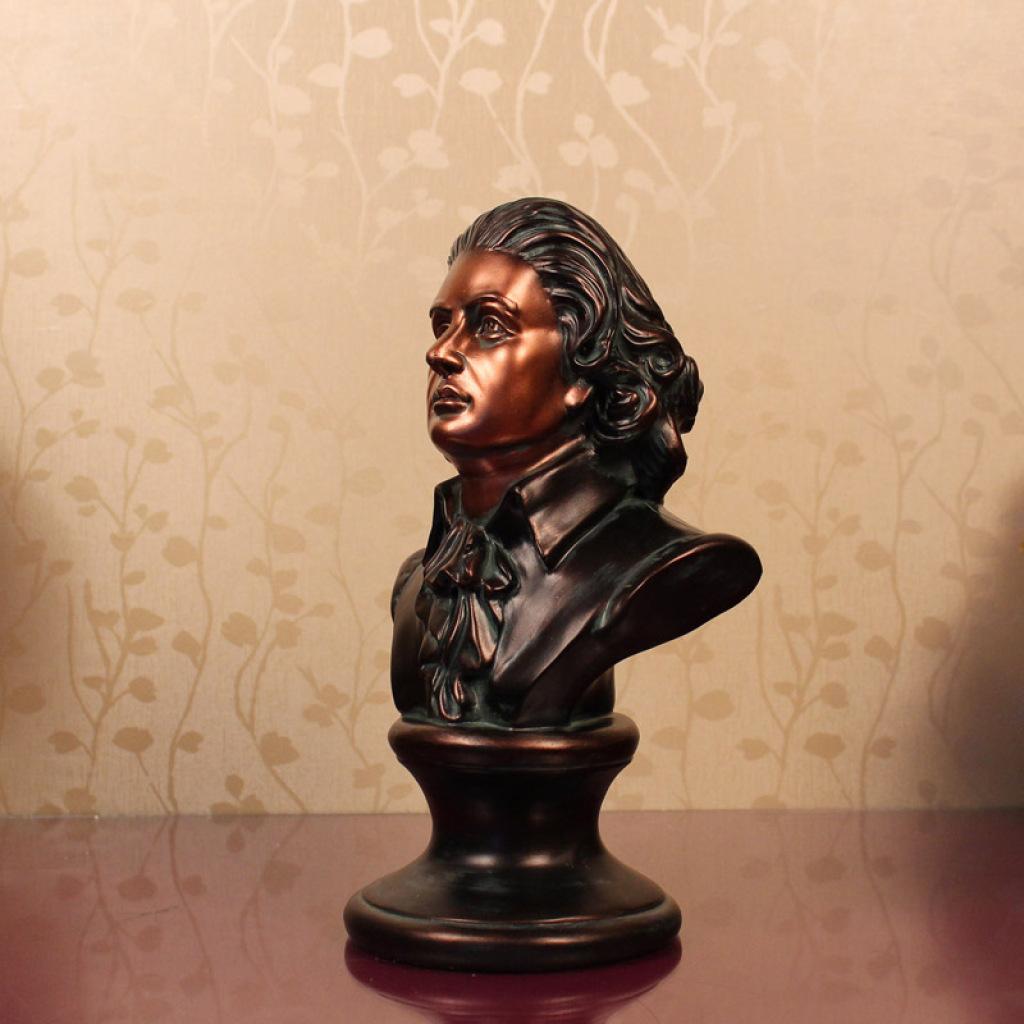 欧式家居艺术品树脂创意人物装饰摆设工艺品