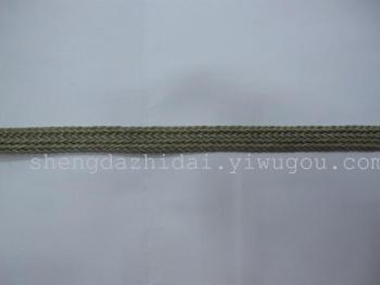 17条单股蜡绳编织带