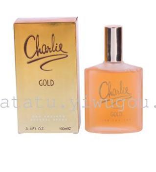 CHALI香水四色系列香水 100ML瓶裝香水