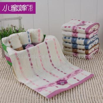Горячее полотенце хлопок полотенце взрыва моделей полотенце полотенце пчела полотенце 9986
