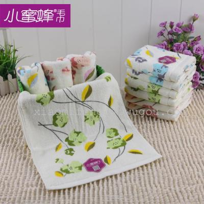 Explosions hot towel cotton towel towels printed towels bee towel 0002