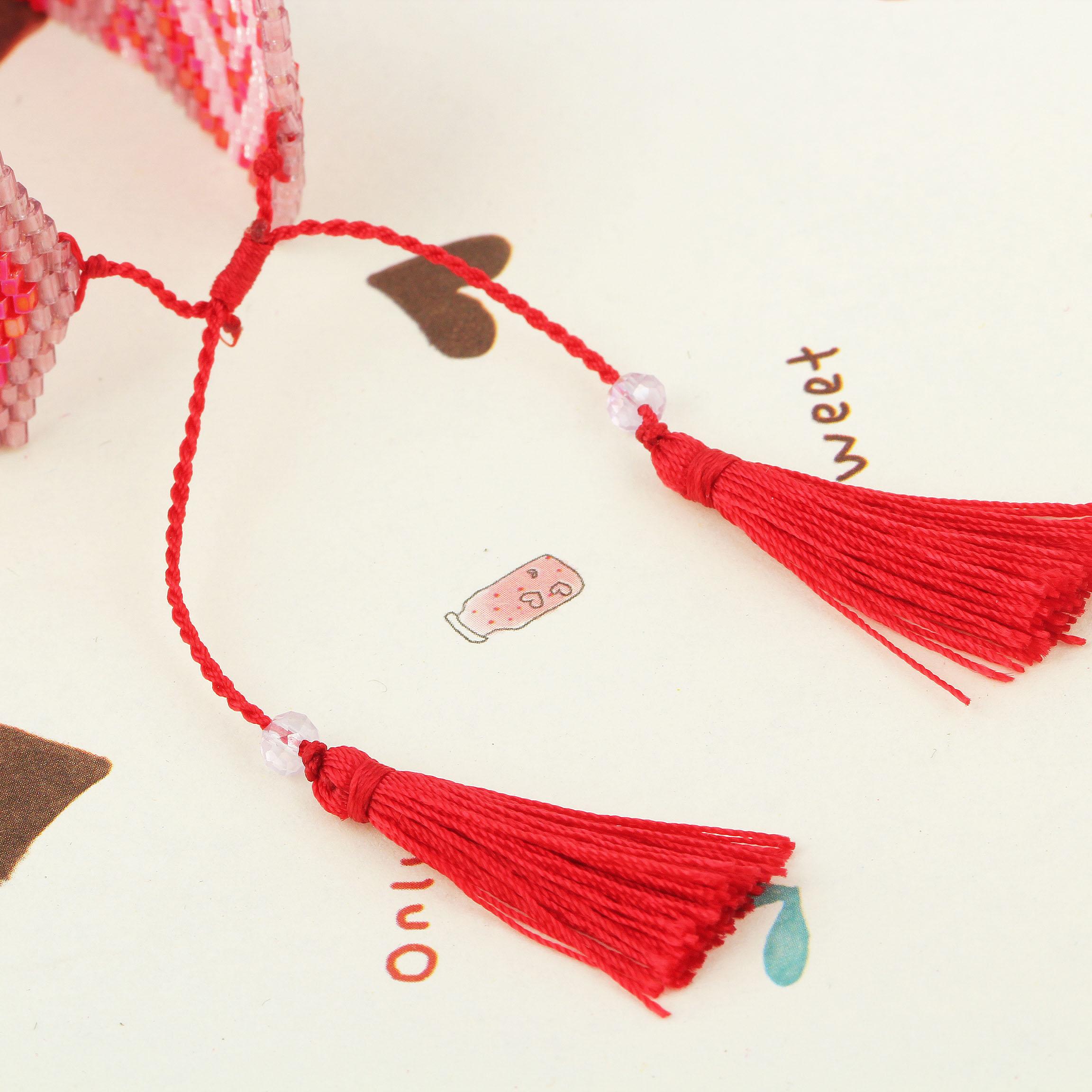 смешанные цвета бисером браслет браслет к 2015 году новая мода браслет любителей браслеты дамы браслеты