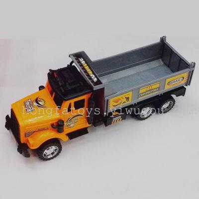 Inertia green plastic bags of toys for children's educational toys to import sand beach truck