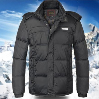 Explosions middle-aged and older men's down coat winter coats men cotton padded warm Daddy jacket coat