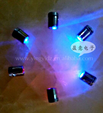 Luminous toy electronic movement LED flash toys electronic components supporting movement