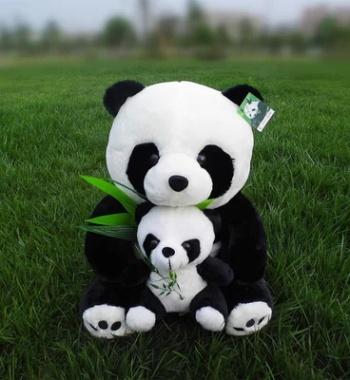 手工制作  五谷 熊猫