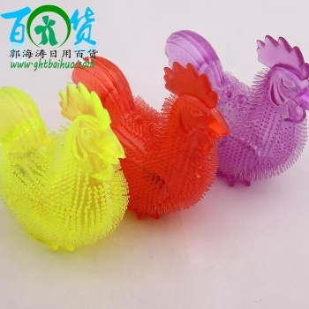 Flashing cock Yiwu factory direct two-dollar wholesale toys general merchandise