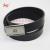 Golden Crown ping inch clip buckle men's belt soft smooth buckle leather belt buckle new genuine belts