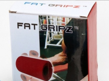 FAT GRIPZ silicone grip dumbbell barbell manufacturer supply handles handles