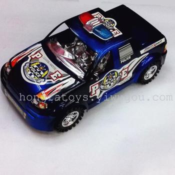6995 opp sac inertie jouet en plastique camionnettes des voitures de police pour les enfants, des jouets éducatifs
