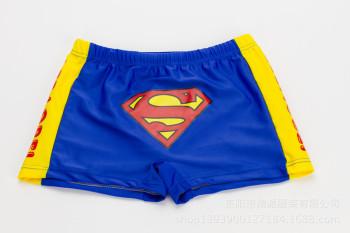 Swimsuit swimwear factory outlet Klein swimwear boys Speedo children's cartoon children swim trunks