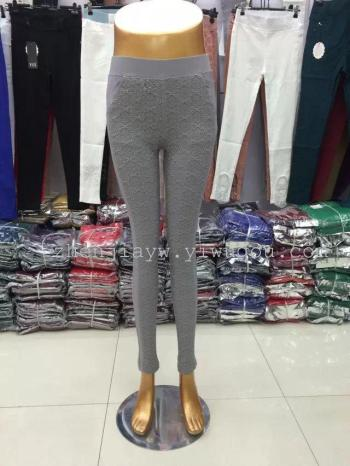 2015 the computer embroidery shrink does not fade not ball high elastic high waist pants in new outlets