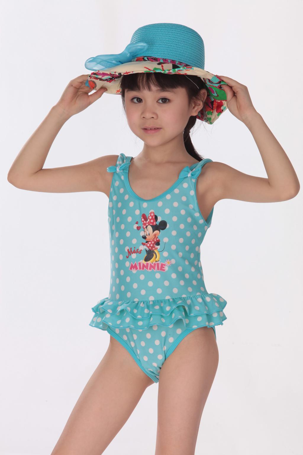 女童泳衣什么牌子好_