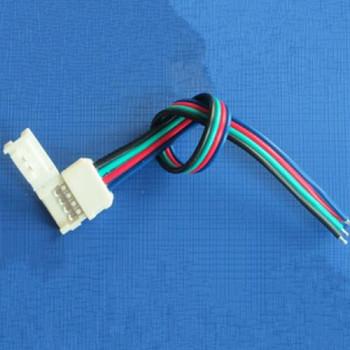 12 vled低压贴片灯带连接线端子