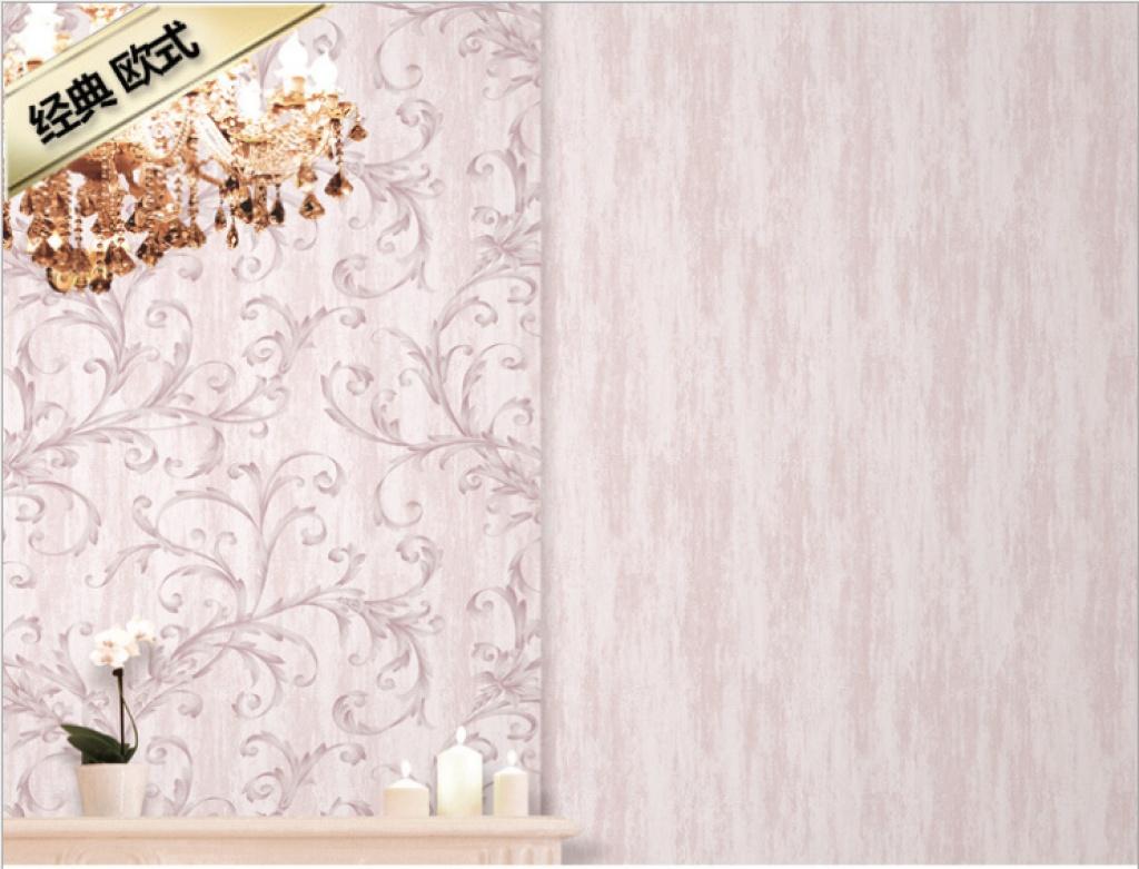 100%原生态木浆纯纸 客厅电视背景壁纸