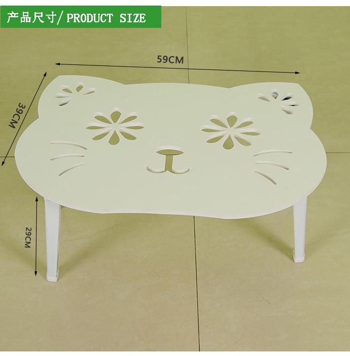 创意多功能床上电脑桌 笔记本桌 时尚桌子 折叠桌dnz001