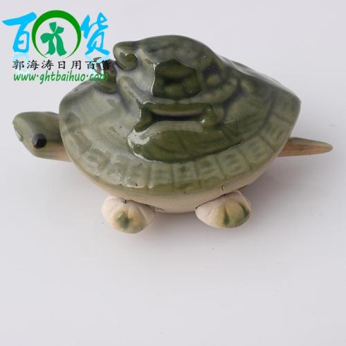 Little turtle mother turtles craft ornaments ornaments porcelain binary small general merchandise sourcing