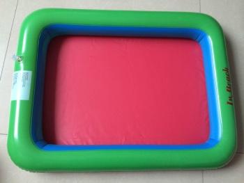 Inflatable sandbox, toys, sandbox, PVC played vujacic, sand tables, inflatable tray