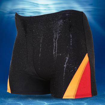 Swimsuit swimwear manufacturers selling adult spliced Klein trunks men's swimwear