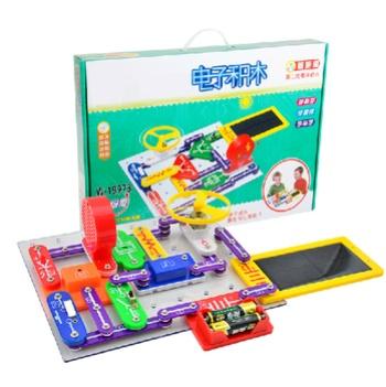 Electronic building blocks assemble building block toys tech building blocks W-19978