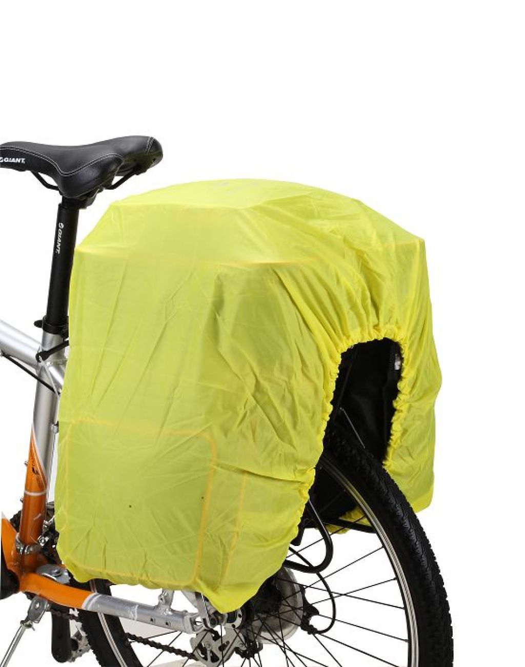 自行车驮包防雨罩 山地车公路车后货架包行李包防