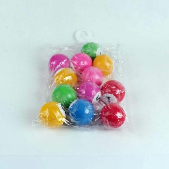 PVC inflatable intellectual quack ball digital educational Preschool Toys balls